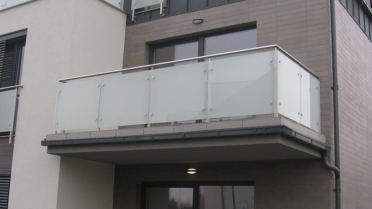 Balustrady Balkonowe Balustrady Nierdzewne Częstochowa
